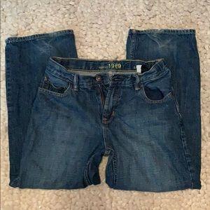 Gap Kids Husky blue jeans size 12